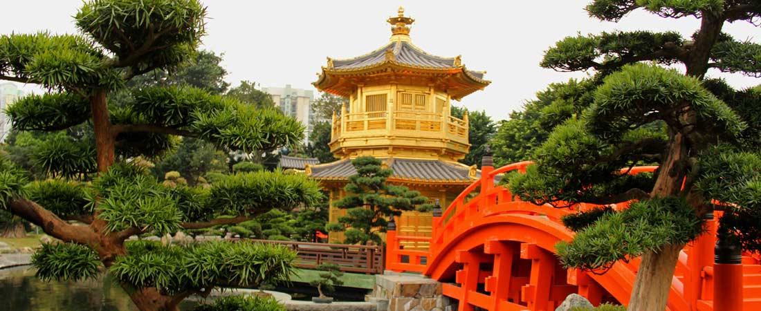 Sejour hong kong vivatours for Jardin hong kong